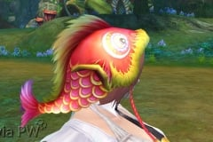 Chapéu do Peixe da Sorte - Feminino (1)