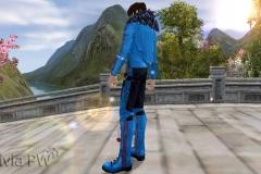Conjunto do Príncipe Bonito - Masculino - Safira (3)