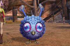 Mascote-Pássaro-Bob-WesleyHP-2
