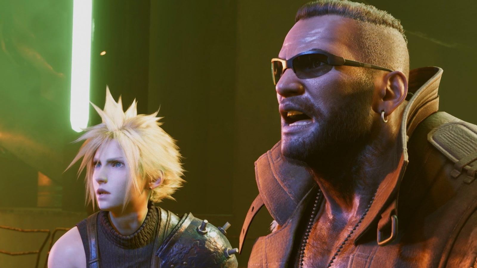 11 novidades de Final Fantasy VII Remake direto da Gamescom 1