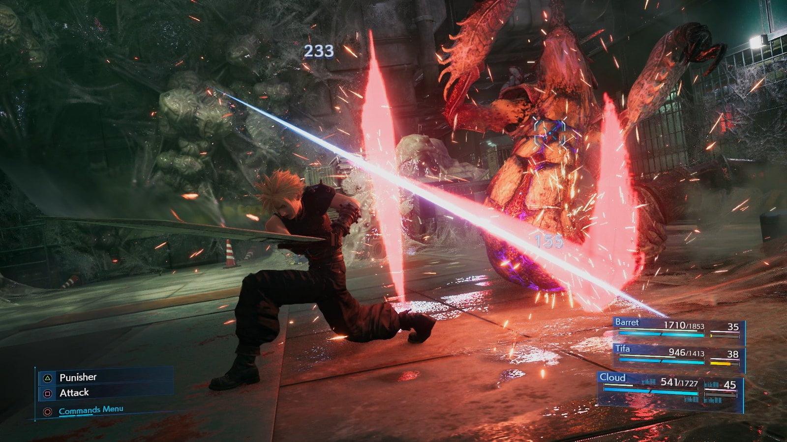 11 novidades de Final Fantasy VII Remake direto da Gamescom 3