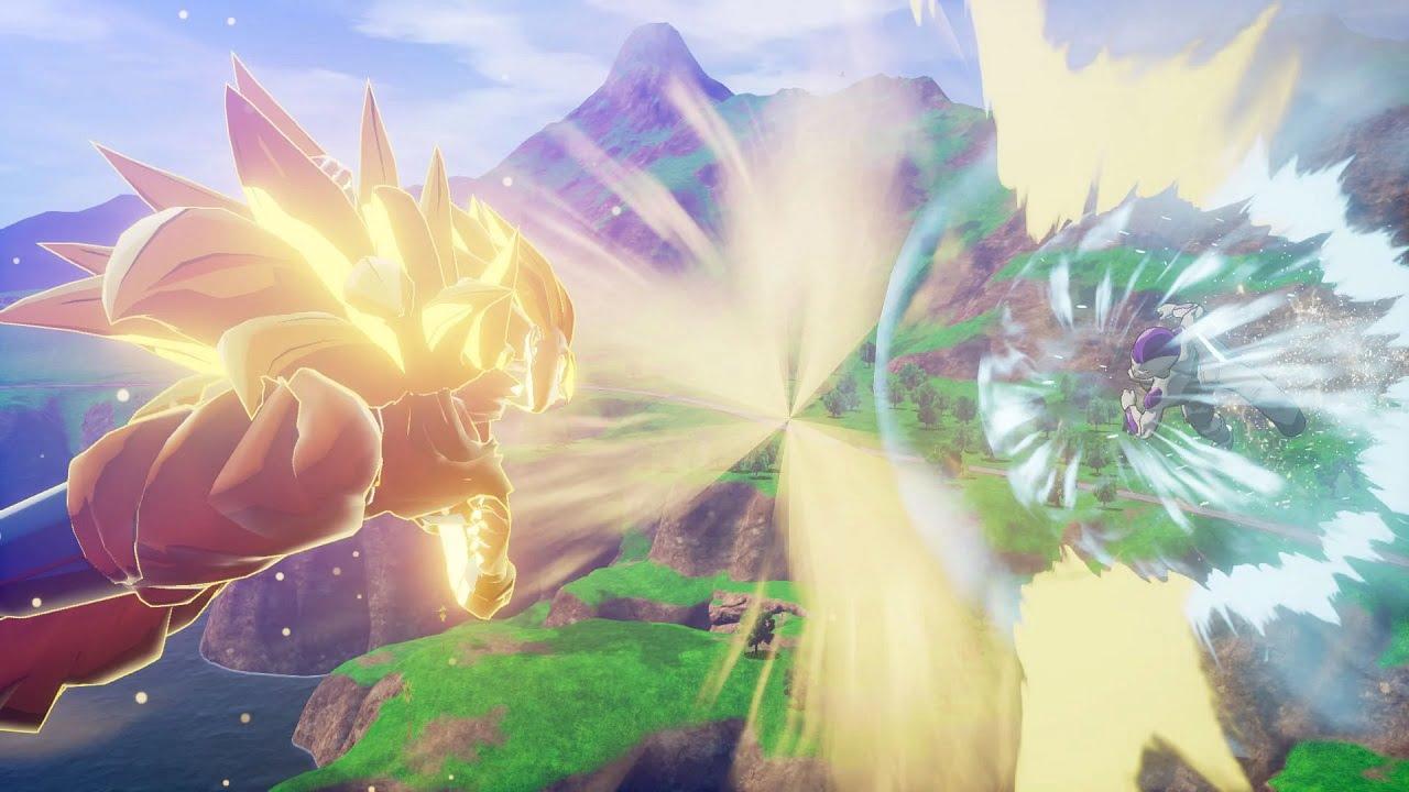 Dragon Ball Z: Kakarot ganha poster e imagens com Shenlong 5