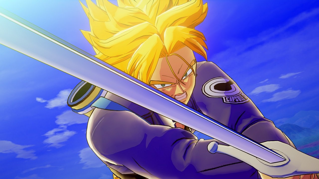 Dragon Ball Z: Kakarot revela Trunks como selecionável 1