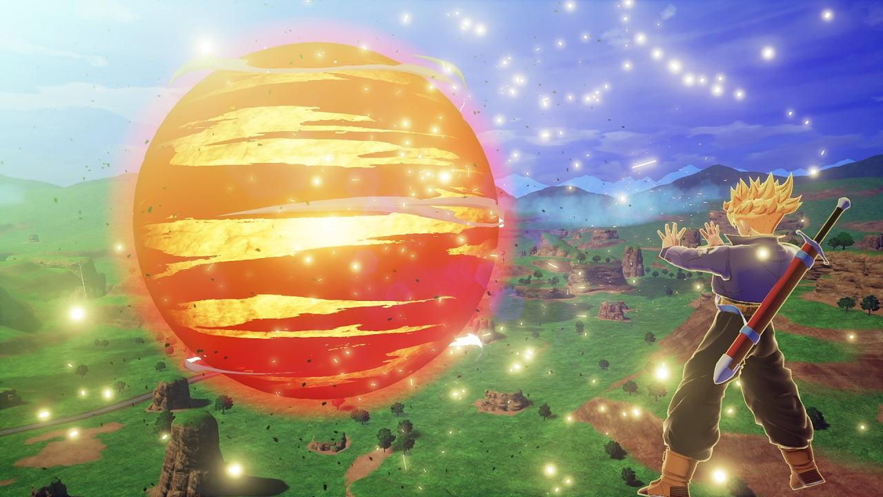 Dragon Ball Z: Kakarot revela Trunks como selecionável 2
