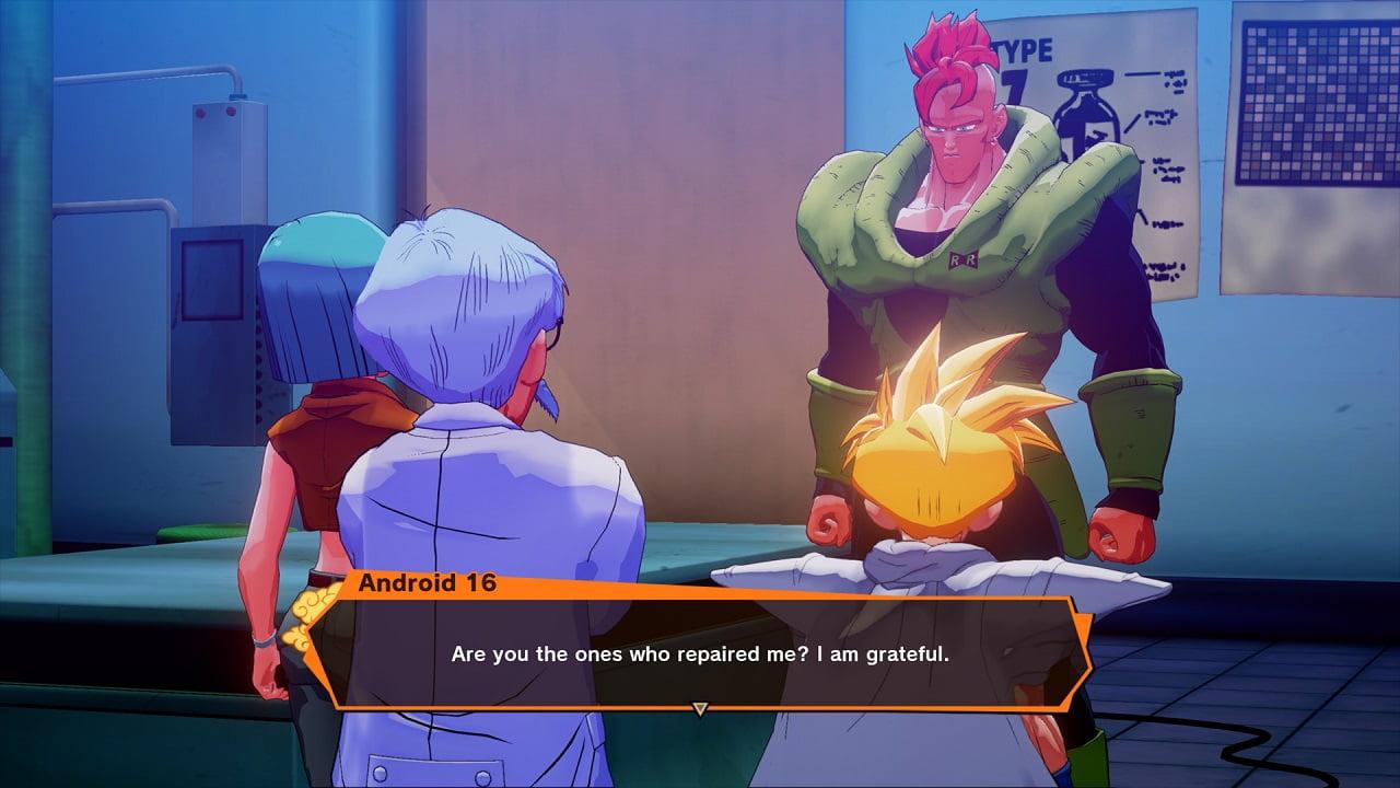 Dragon Ball Z: Kakarot revela Trunks como selecionável 3