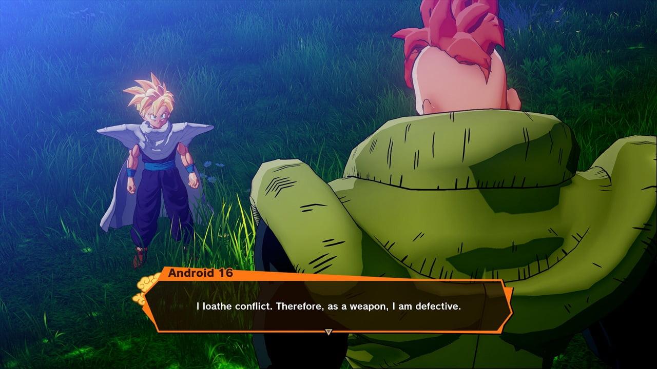 Dragon Ball Z: Kakarot revela Trunks como selecionável 4