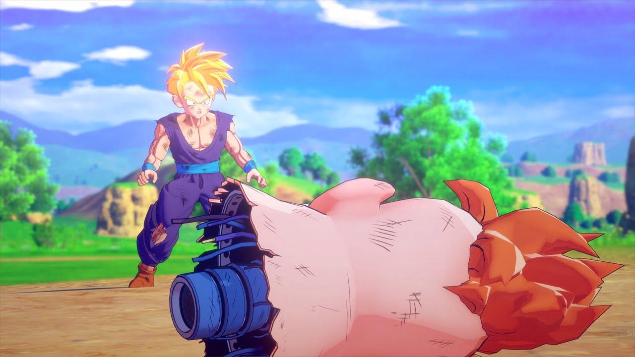 Dragon Ball Z: Kakarot revela Trunks como selecionável 5