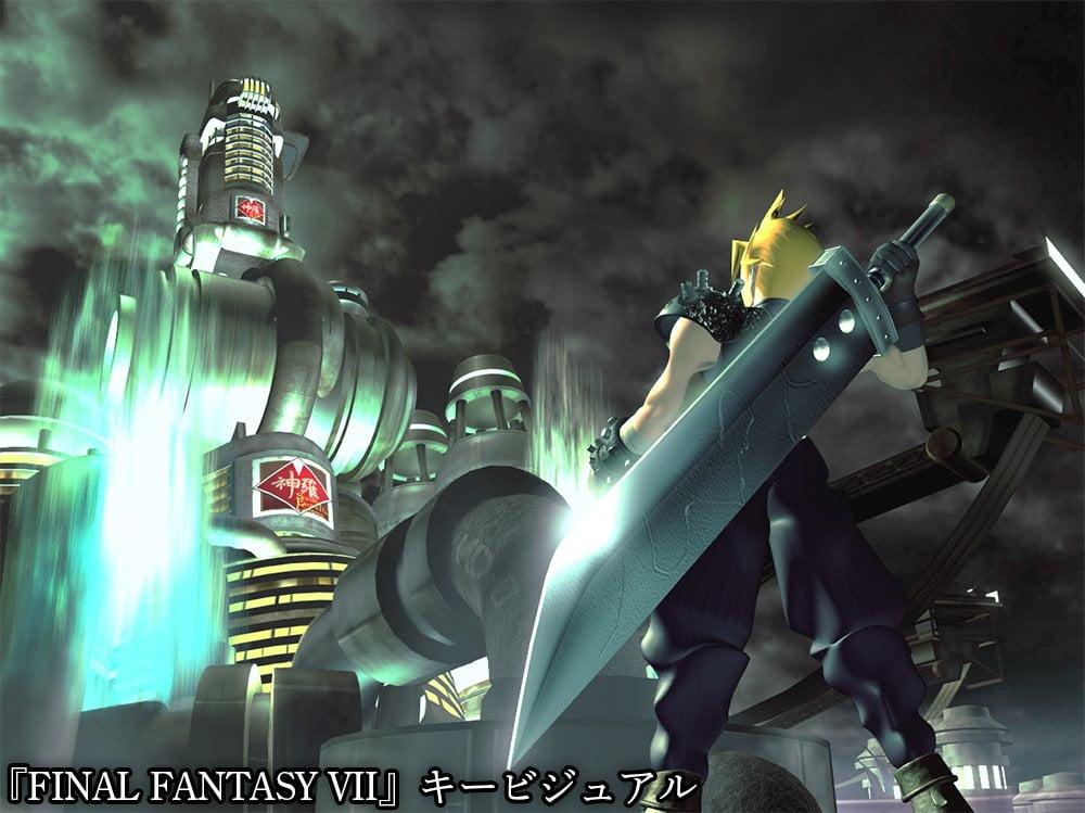 Final Fantasy VII Remake: Square Enix mostra arte icônica refeita 1