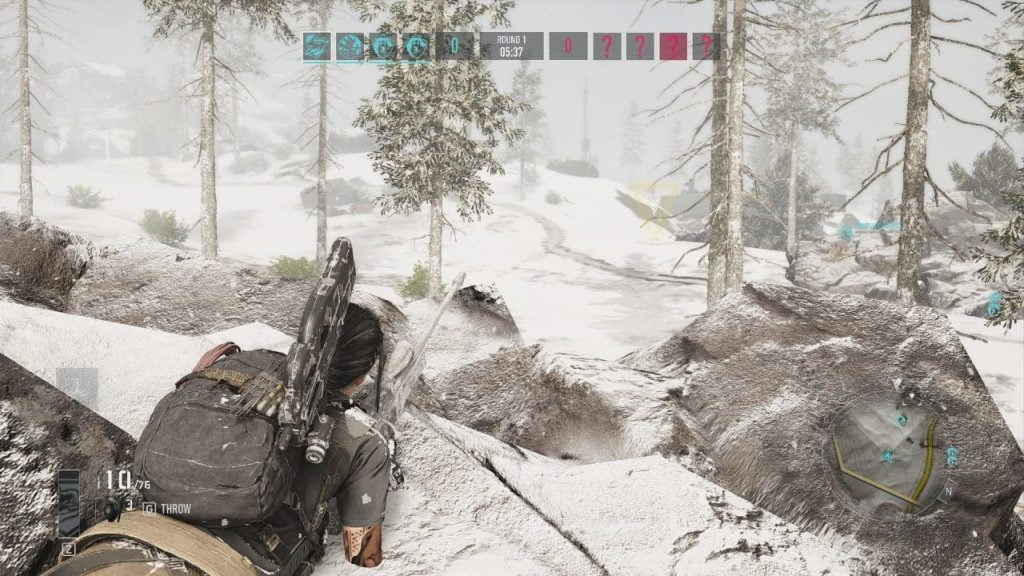 PVP Ghost Recon