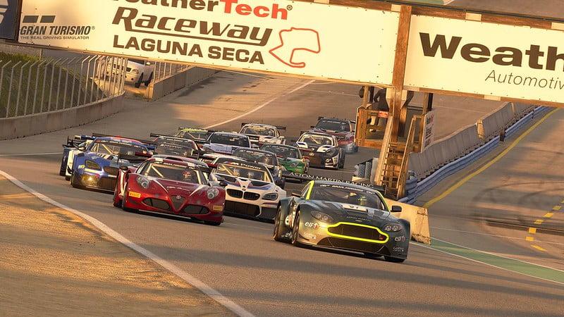Laguna Seca GT Sport