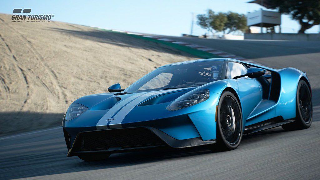 Ford GT 17 GT Sport