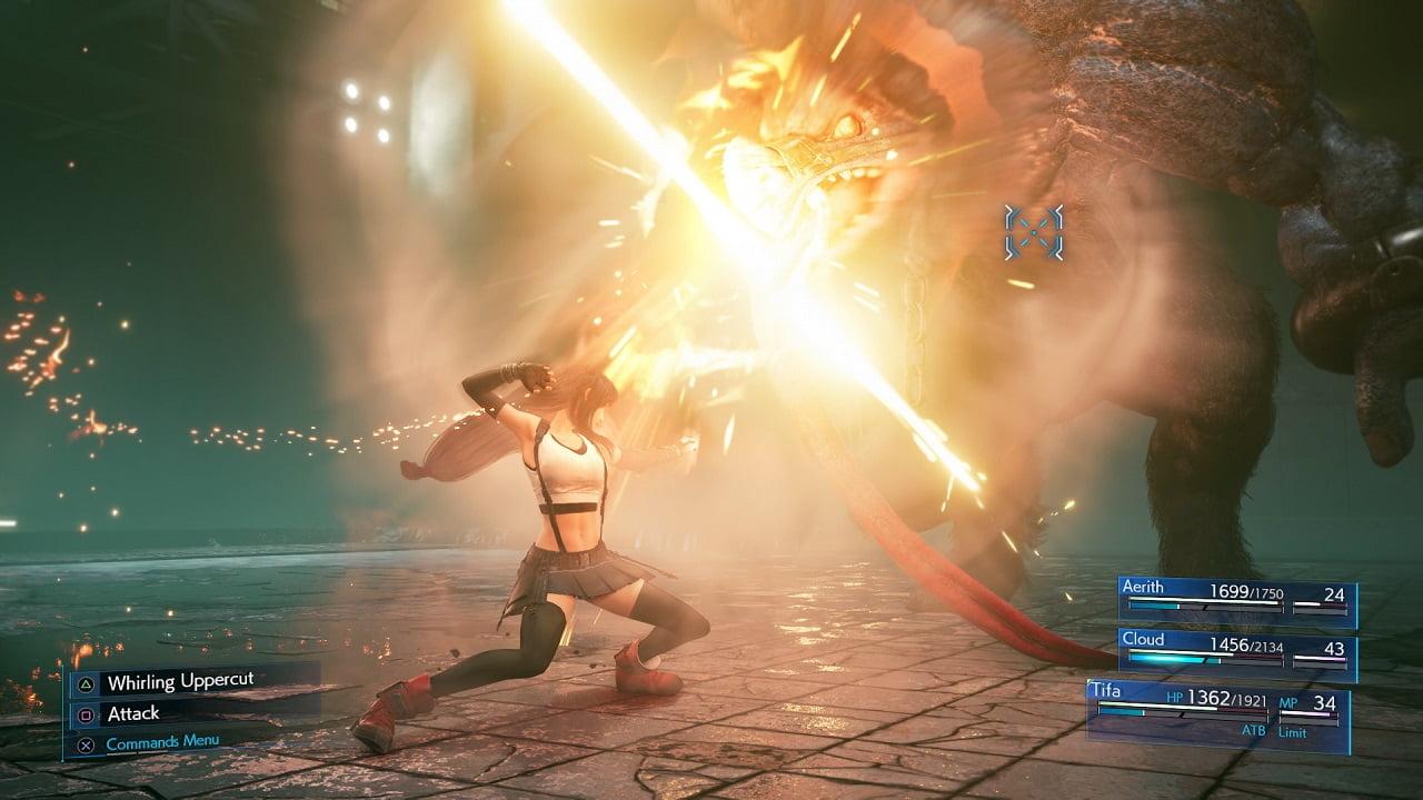 Final Fantasy VII Remake: novos detalhes e imagens 3