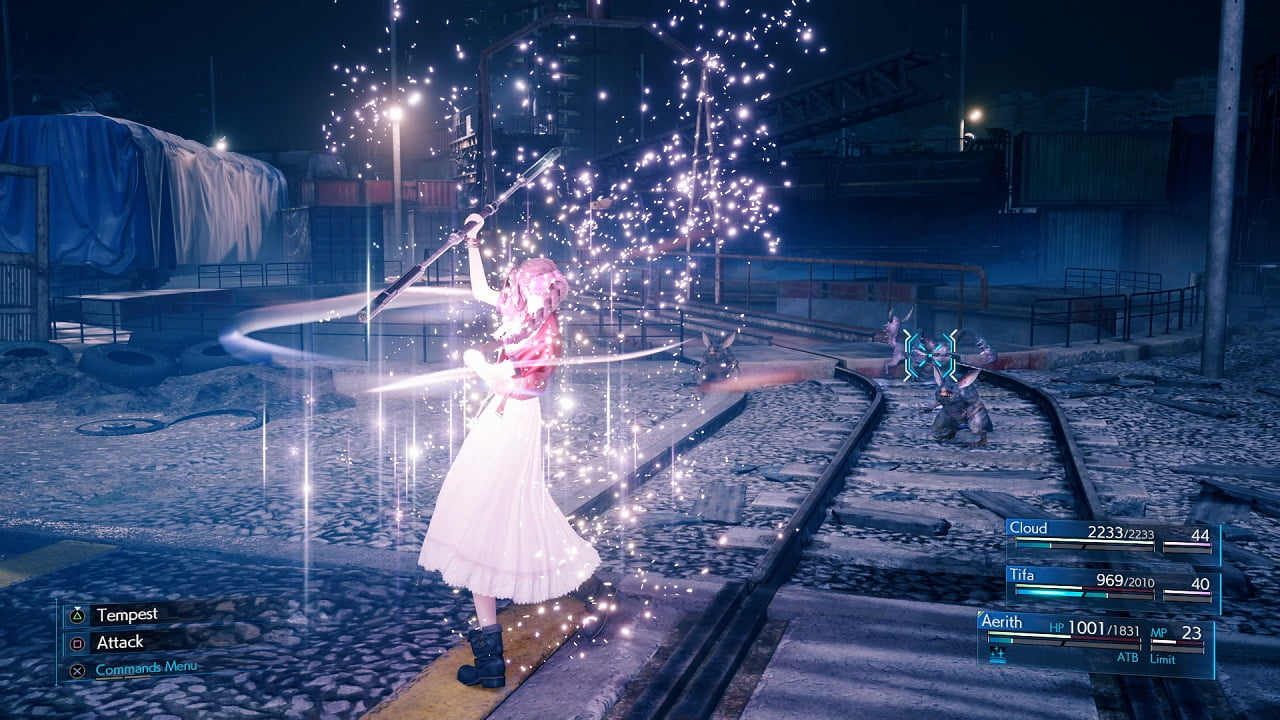 Final Fantasy VII Remake: novos detalhes e imagens 4