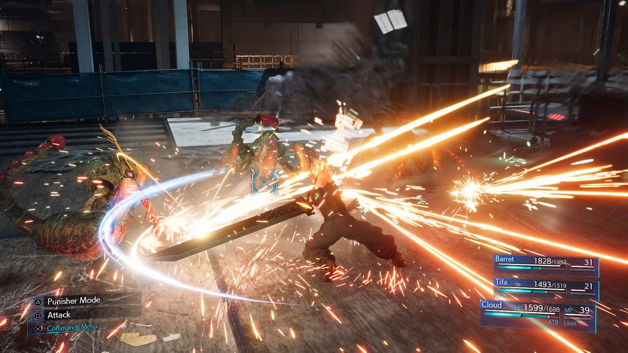 Final Fantasy VII Remake: novos detalhes e imagens 5