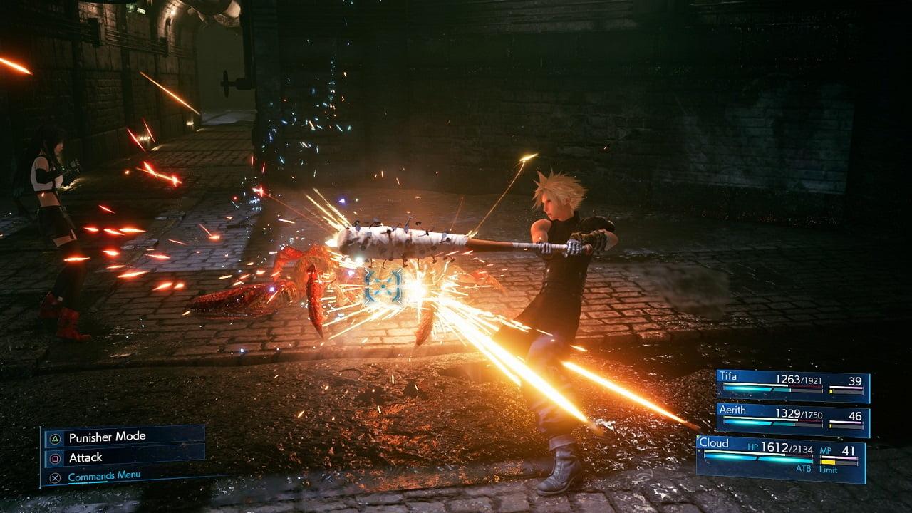 Final Fantasy VII Remake: novos detalhes e imagens 6