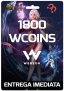 1800 WCoin – C9: Continent of The Ninth Seal
