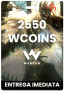 2550 WCoin – C9: Continent of The Ninth Seal