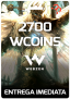 2700 WCoin – C9: Continent of The Ninth Seal
