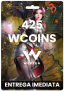 425 WCoin – C9: Continent of The Ninth Seal