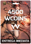 4500 WCoin – C9: Continent of The Ninth Seal