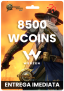 8500 WCoin – C9: Continent of The Ninth Seal