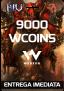 9000 WCoin – Mu Online